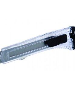 Nôž odlamovací plastový 18mm s vodiacou lištou 2 18 mm