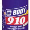 HB BODY Body 910 Šedá