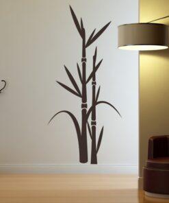 Šablona na stenu - Bambus 3050x 45 x 21cm