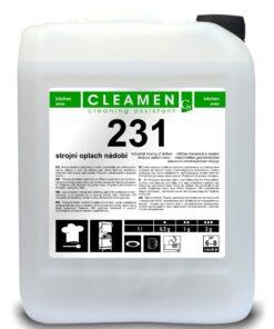 CLEAMEN 231 - Strojný oplach riadov 20 kg