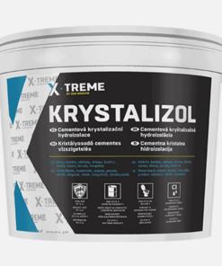 KRYSTALIZOL Cementová kryštalizačná hydroizolácia šedá 20 kg