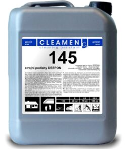 Deepon na strojné čistenie podlah - CLEAMEN 145  1 l