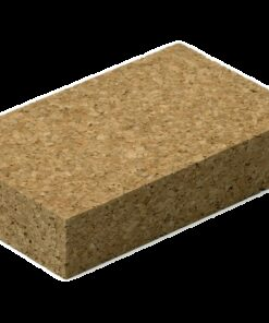 Brúsny korok - Sanding Cork hnedá