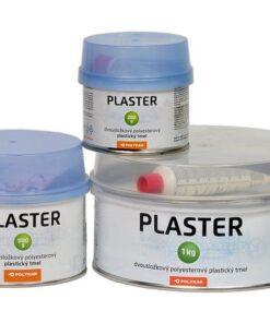 Tmel Polykar Plaster - jemný tmel na plasty 0