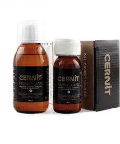 CERNIT FINISH -  Dvojzložkový lak na báze epoxidovej živice 120+60 ml