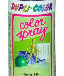 Žiaruvzdorná farba Color Sprej 400 ml čierna 690°c