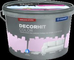 DECORHIT COLOR - farebná interiérová farba 5 l 0804 - korálový útes