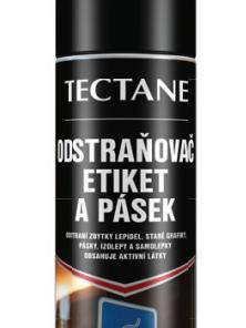 TECTANE - Odstraňovač lepiacich etikiet a pások 400 ml