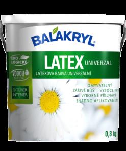 Balakryl Latex Univerzál - odolná latexová farba biela 0