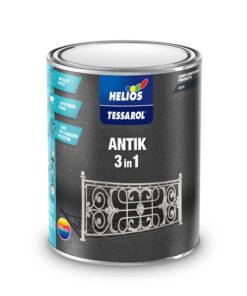 TESSAROL ANTIK - farba na umelecké kovanie 0