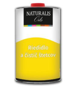 NATURALIS Riedidlo a čistič štetcov 1 l