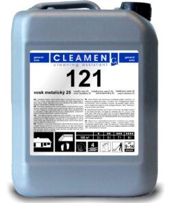 Vosk metalický - CLEAMEN 121 5 l