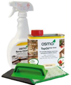 OSMO Top olej set na údržbu povrchov 1 balenie