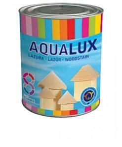 Aqualux - ekologická lazúra na drevo 0