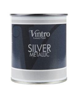 VINTRO Metallic - metalická kriedová farba 0