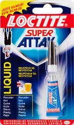 Loctite Super Attak Liquid 3g 3 g