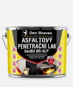 DENBIT BR-ALP Asfaltový penetračný lak cierna 19 kg