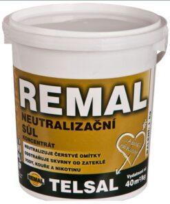 REMAL Telsal - Neutralizačná soľ na nové omietky 3 kg