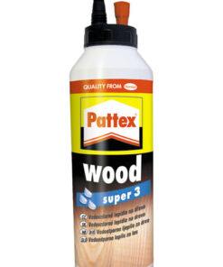 Lepidlo Pattex Wood Super 3 0
