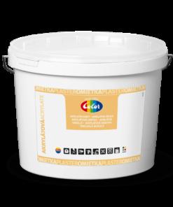 COLOR Akrylátová biela omietka 25 kg hladená 1