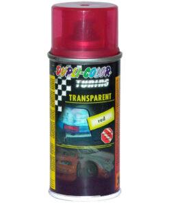 Tunning TRANSPARENT - stmavovač svetiel žltý 150 ml