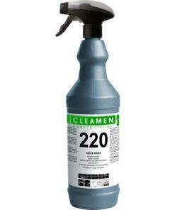 Leštič nerezu s rozprašovačom - CLEAMEN 220 1 l