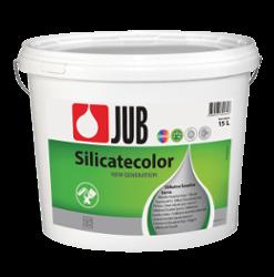 SILICATECOLOR - silikátová fasádna farba 15 l miešanie