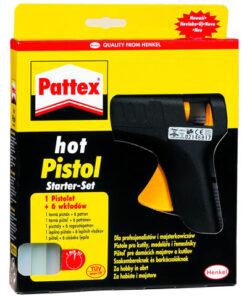 Pištol tavná Pattex Hot PX012