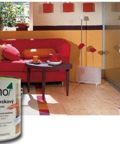 OSMO Tvrdý voskový olej Original na podlahy - farebný 10 l 3067 - svetlo šedý
