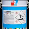 TELPOX P100 - základná epoxidová dvojzložková farba 17 kg miešanie - polomat