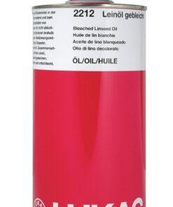 LUKAS Bielený ľanový olej  1000 ml