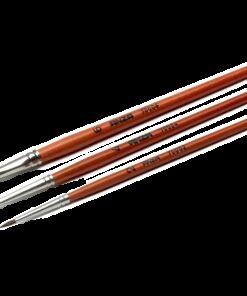 Sada 3 štetcov pre vodové farby - Water Colour Brush set 2