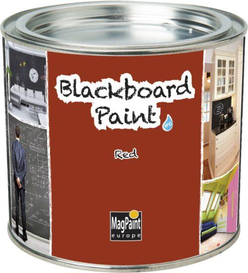 MAGPAINT Blackboard paint tabuľová farba Červená