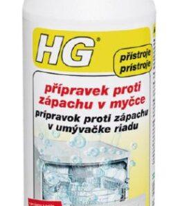 HG636 prípravok proti zápachu v umývačke riadu 500g
