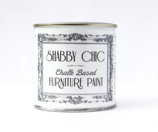 RAINBOW CHALK Kriedová farba Shabby Chic Furniture Paint Antique white