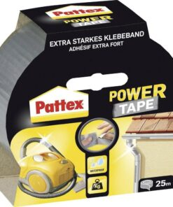 Pattex Power Tape strieborná