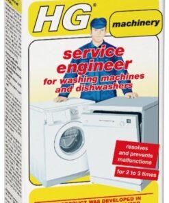 HG248 Prípravok na údržbu práčok a umývačiek riadu