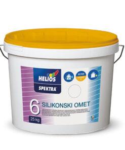 Helios SPEKTRA Silikónová omietka 1