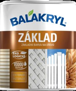 Farba Balakryl Základ drevo - základná farba na drevo 2