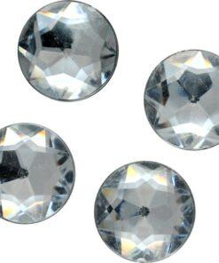 MEYCO HOBBY - Akrylové diamanty kryštálové 20 mm 20ks