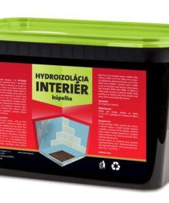 Hydroizolačná hmota 1K - Interiér 5 kg