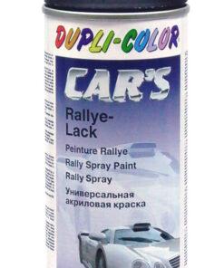 CARS farba v spreji na VÝFUKY 400 ml strieborný