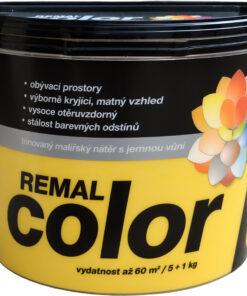 REMAL COLOR - tónovaný maliarsky náter s jemnou vôňou 6 kg 0200 - mandľa
