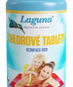 Laguna chlórové tablety 1 kg