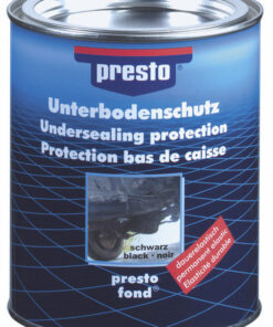 Presto fond UBS Bitumen - ochrana spodku vozidla 500 ml sprej - čierny