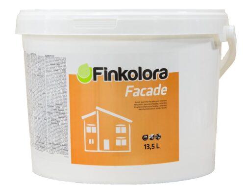 FINKOLORA FACADE - fasádna akrylová farba biela 13
