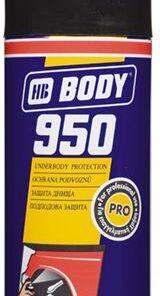 Body 950 protihluková farba šedá 400 ml