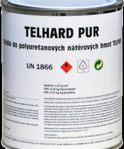 TELHARD PUR - tužidlo do polyuretánových náterov TELPUR 4 kg