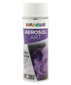 Aerosol-Art - rýchloschnúci akrylát v spreji 400 ml ral7035 - šedá svetlá mat