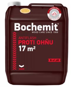 Bochemit Antiflash - koncentrovaný protipožiarny náter zelený 5 kg